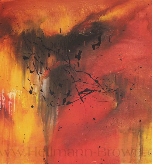 Watermarked - Heike Hellmann-Brown - Firefly - 36x48 copy